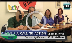 WKVT: A Call to Action- 2016 Community Forum on Child Welfare