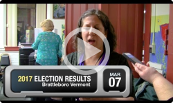 Election Results in Brattleboro: March 7, 2017