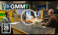 Green Mtn Mornings Tonight: Tuesday News Show 3/28/17