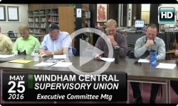 WCSU: Executive Committee Mtg 5/25/16