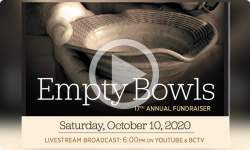 Groundworks Collaborative: Empty Bowls 2020