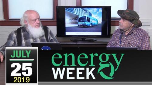 Energy Week #328: 7/25/2019 | Brattleboro Community TV